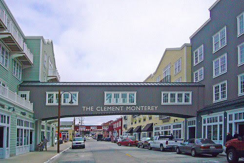 The Clement on Cannery Row