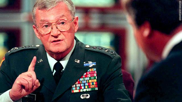 Αποτέλεσμα εικόνας για US General Shalikashvili