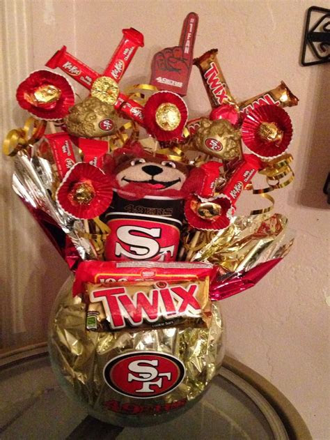 ers candy bouquet   candy