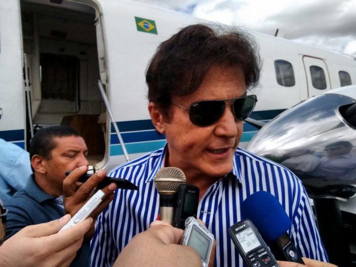 Robinson Faria chega à Caicó