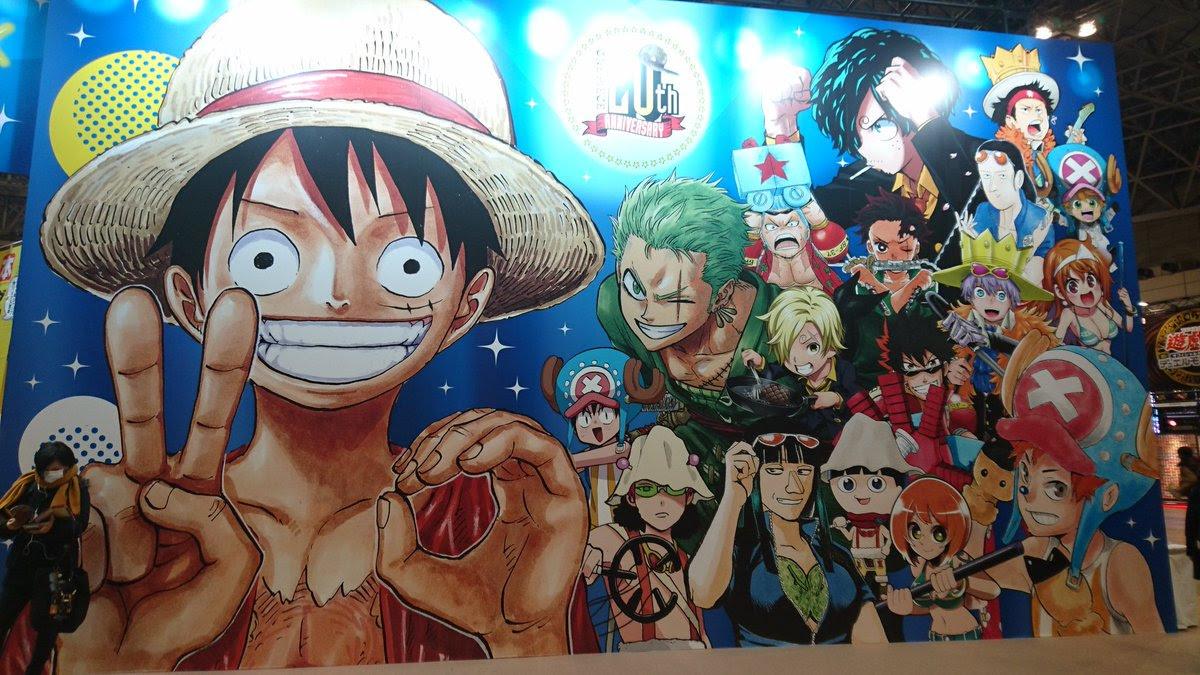 Resultado de imagen para 20º aniversario de One Piece evento