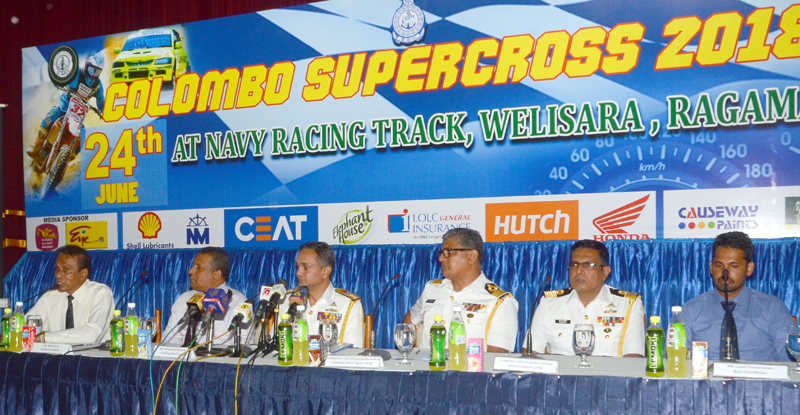 Colombo Supercross 2018 to be flagged off in Welisara on June 24