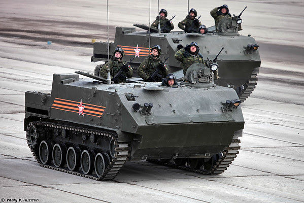 Resultado de imagen de BTR-82A, BTR-MDM