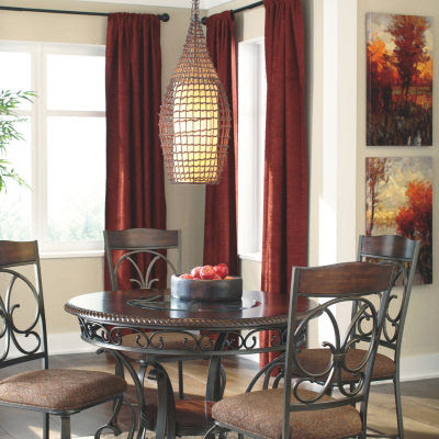 Signature Design By Ashley Glambrey Set Of 4 Dining Chairs Jcpenney