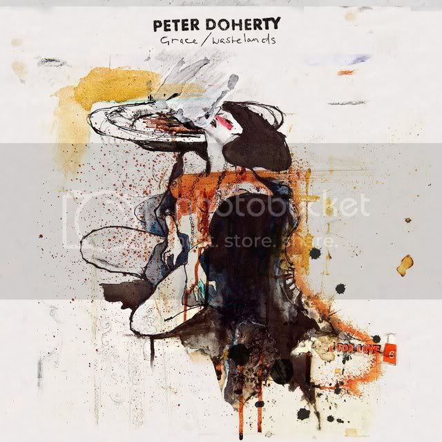 Pete Doherty - Grace/Wastelands