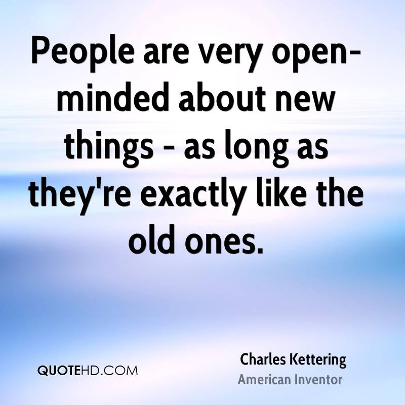 Charles Kettering Quotes Quotehd