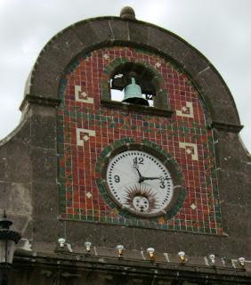 Reloj de la presidencia de Tonalá, Jalisco.