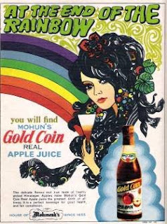 Old_Ad_for-Goldcoins apple juice