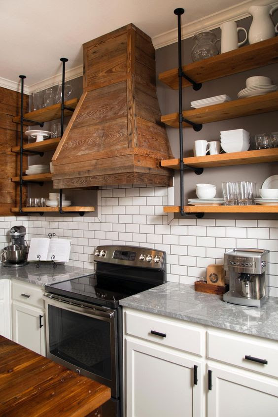 Farmhouse Kitchen Ideas A Bud at Home and Interior Design Ideas