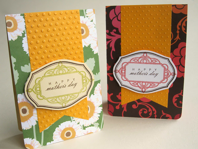 Mothers Day Banner Cards