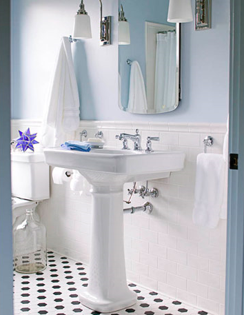 Designer Bathrooms: Vanity and Sink Styles for All Tastes ...