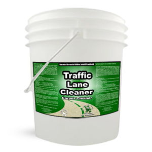 Traffic Lane Cleaner - Non-Toxic Carpet Cleaners 5 Gallon