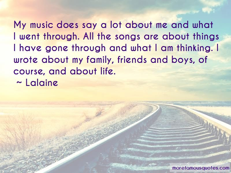 Songs And Friends Quotes Top 38 Quotes About Songs And Friends From