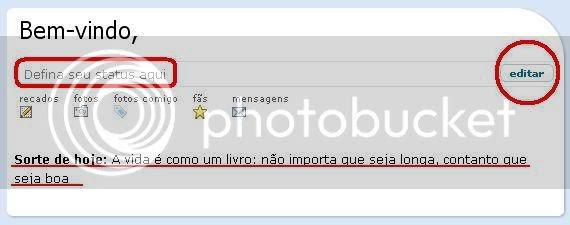 Defina Seu Status Aqui 730 Frases Para Msn Orkut E Facebook