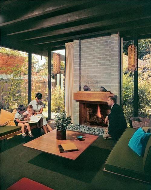 Dunbar House, Vancouver, British Columbia, 1961