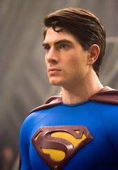 Brandon Routh as 'Superman' on Flickr by Yukari* [click to enlarge]