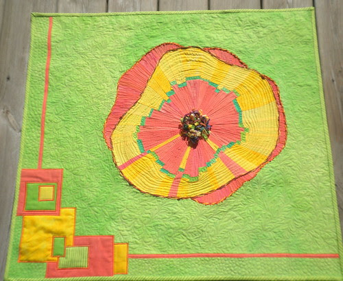 ENTRY - Pansy Fury - Project QUILTING Off Season Challenge from Diane Lapacek