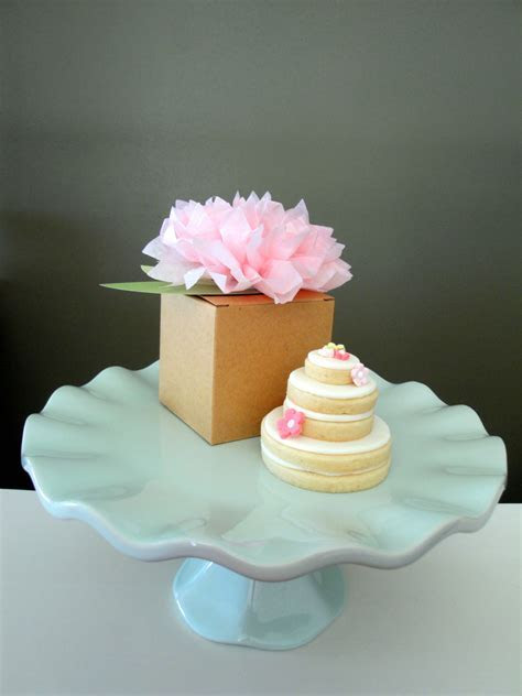 Stacked Wedding Cake Cookies   CakeCentral.com
