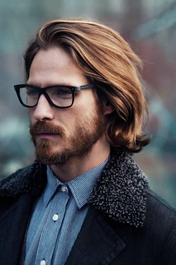 Man Hairstyle 2017 - 8 Long Hair - HAIRSTYLES