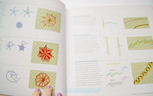 Review: Doodle Stitching - Embroidery & Beyond
