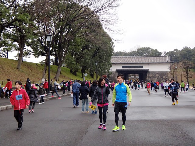 February running at the Imperial Palace