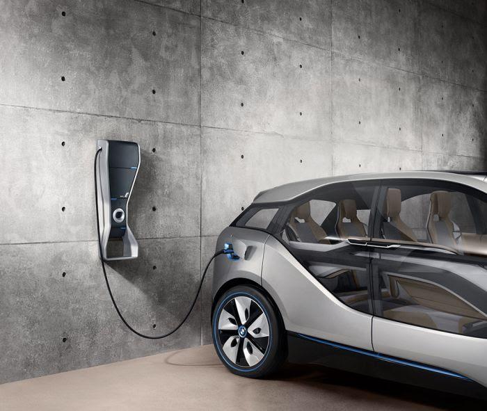 Elektrische auto uitstoot minder dan 50