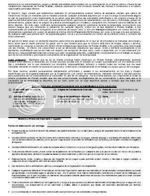 Esta es la solicitud que utilizaremos en Pumas Acatlán para la Temporada 2008; está en formato PDF y debes imprimirla en UNA SOLA HOJA POR AMBOS LADOS.  Leela con detenimiento y consúltanos cualquier duda  ¿Mayor información? somos_pumas@yahoo.com.mx