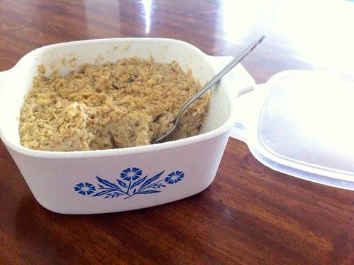 Oatmeal in A-11/2-B