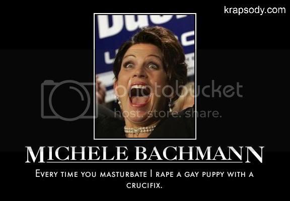 Michele Bachmann crazy