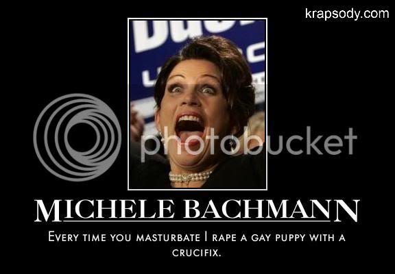 Michele Bachmann crazy