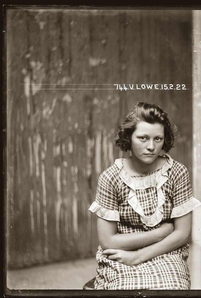 photo police sydney australie mugshot 1920 24 Portraits de criminels australiens dans les années 1920  photo photographie histoire featured art