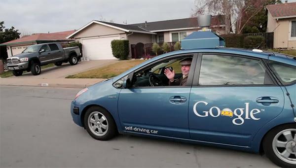 google car المبـادئ الأساسـية للإبـداع والإبتـكار من جوجل