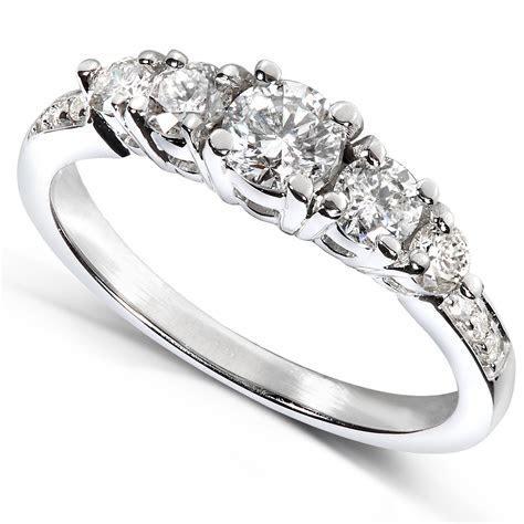 Diamond Me Diamond Engagement Ring 3/4 carat (ct.tw) in