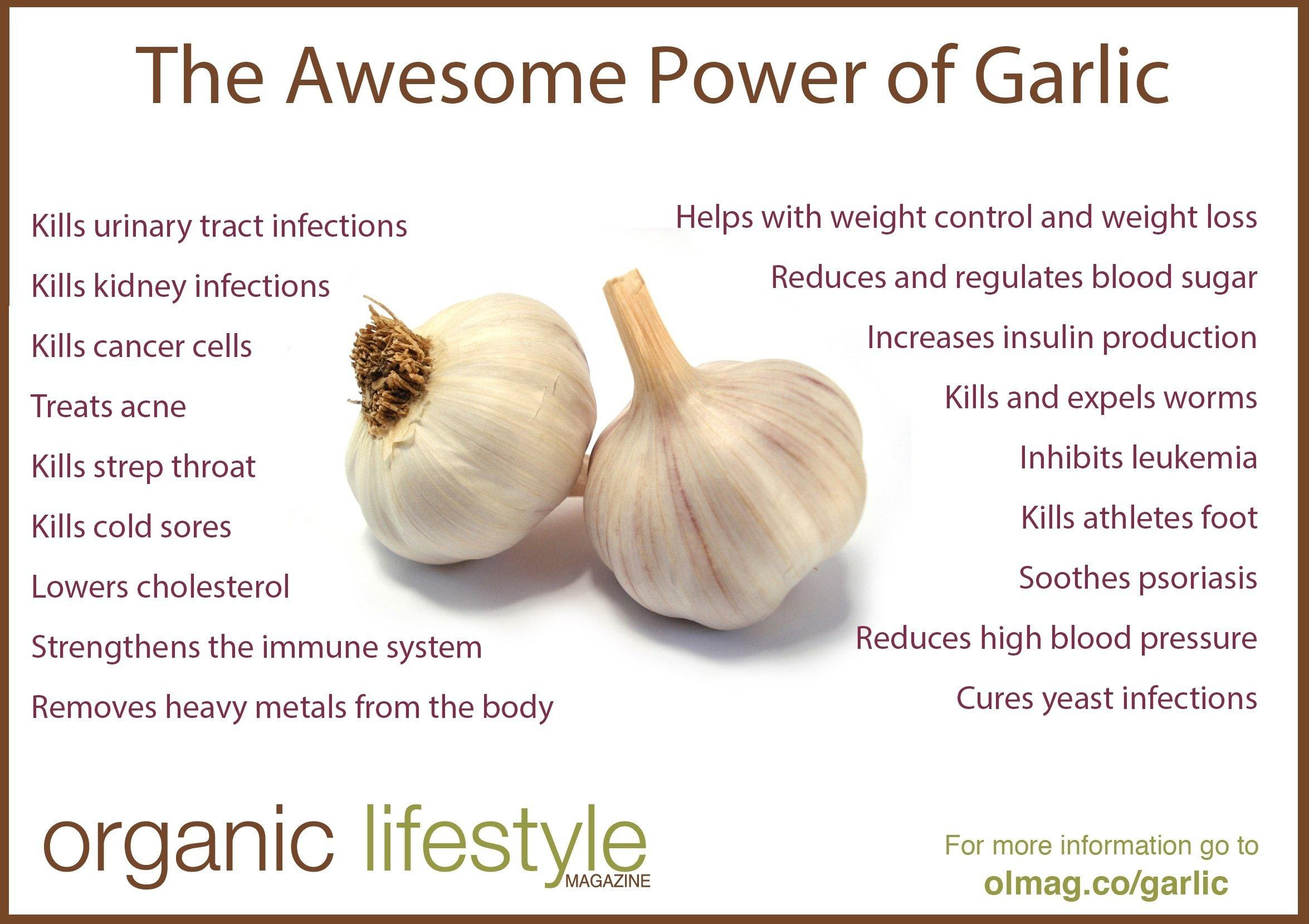 10+ Amazing Benefits Of Eating Garlic on an Empty Stomach