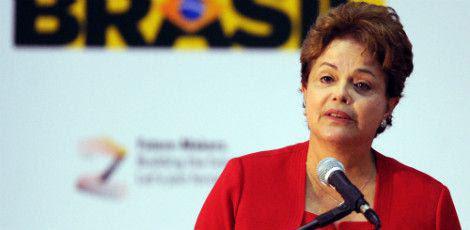 Rejeição a Dilma continua alta / Foto: AFP