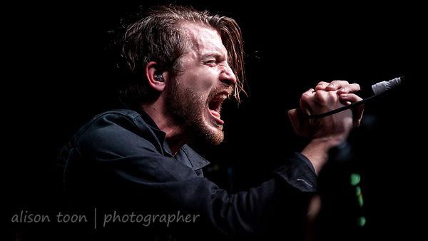 Trenton Woodley, vocals, Hands Like Houses