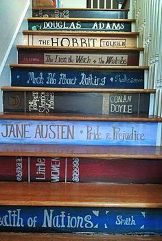 New library ideas on Pinterest
