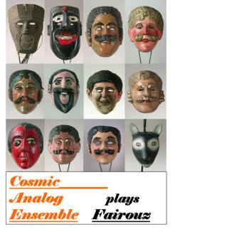 ''Plays Fayrouz'' cover art