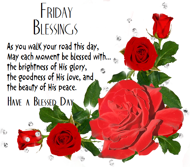 Religious Friday Blessings Quote Have A Blessed Day Pictures Photos