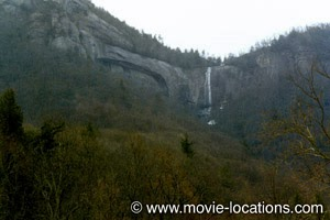 Where Was Last Of The Mohicans Filmed