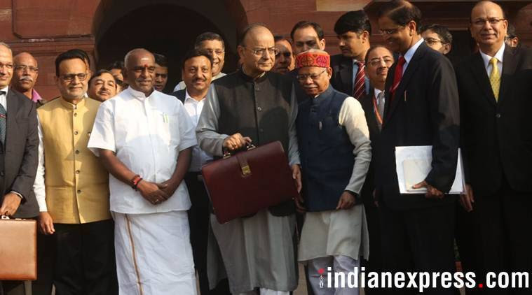 Arun Jaitley presents Union Budget 2018 in Parliament
