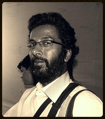 Satish Malavade Senior Photographer And My Press Guru by firoze shakir photographerno1