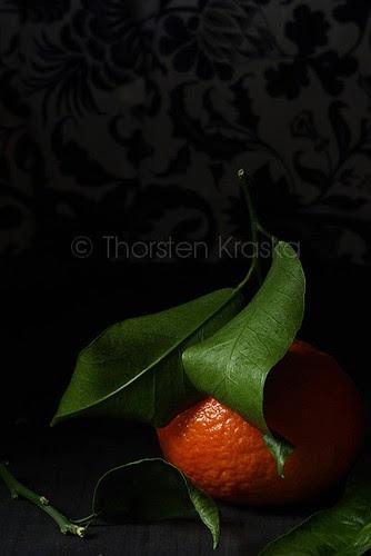 Mandarine Still Life