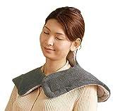 apro(アプロ) 日本伝統文化「甲斐巻き」の電器毛布版 ショルダーウォーマー KWS-M201K