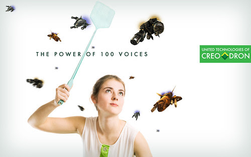 The Power of 100 Voices: United Technologies of CreoDron