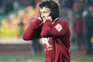 Динамо не хотело отпускать Еременко в Рубин