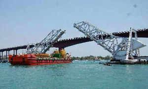 Big bash planned for  Pamban bridge's 100th anniversary
