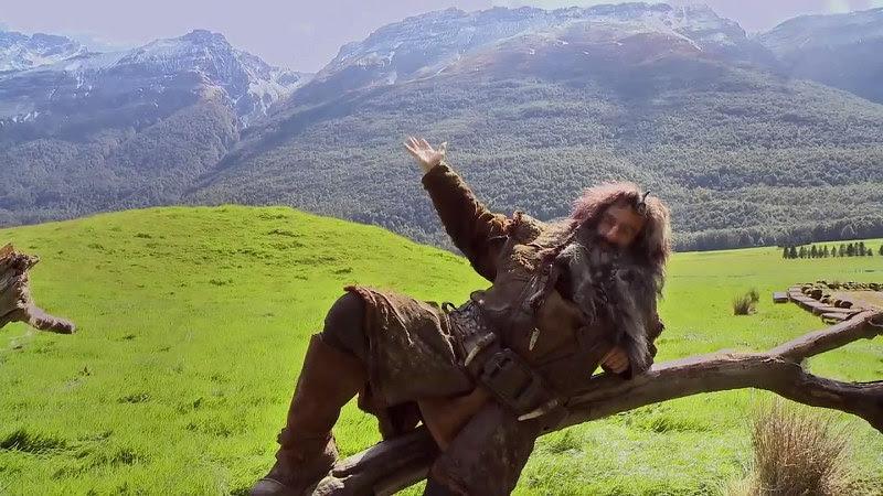 El hobbit: un viaje inesperado Localizaciones