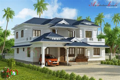 remarkable exterior kerala house colors traditional
