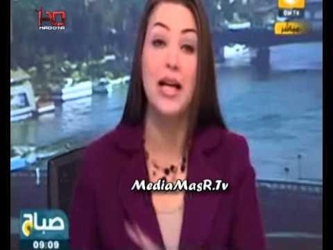مذيعة اون تي في : عيب يا ريس تقول صباع في بنات وستات قاعدة !!